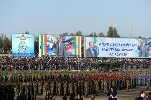 Meles Zeanwi's funeral