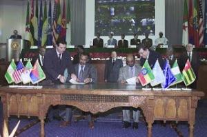 Algiers Agreements