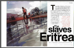 Article cover -slaves of Eritrea