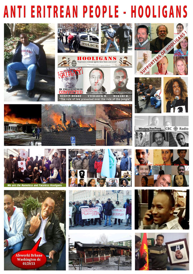 dr araya debessay The need for unity to end the eritrean nightmare – by prof araya debessay araya debessay also the campaign that has been waged by the late dr tewolde.