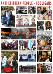 Anti-Eritrea individuals and groups