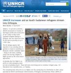 UNHCR and Ethiopia