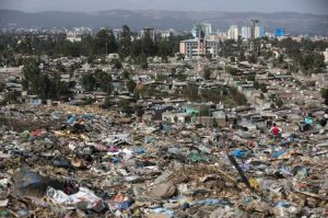 Ethiopian landslides