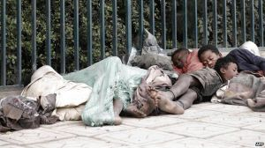 Ethiopia's street children