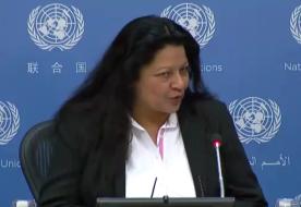 Sheila Keetharuth at UN