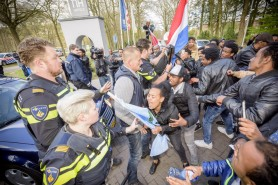 Holland protestors 2